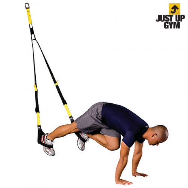 JUST UP GYM CHEST EXPANDERS FOR SUSPENSION TRAINING-Geeks Buy Gadgets