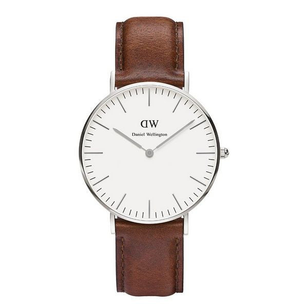 DANIEL WELLINGTON LADIES' WATCH DW00100052 (36 MM)-Geeks Buy Gadgets