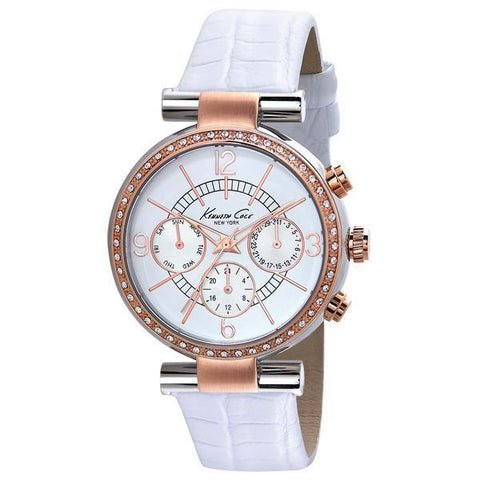 KENNETH COLE LADIES' WATCH (38 MM)-Geeks Buy Gadgets