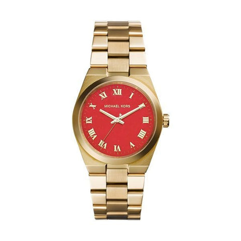 MICHAEL KORS LADIES' WATCH MK5936 (24 MM)-Geeks Buy Gadgets