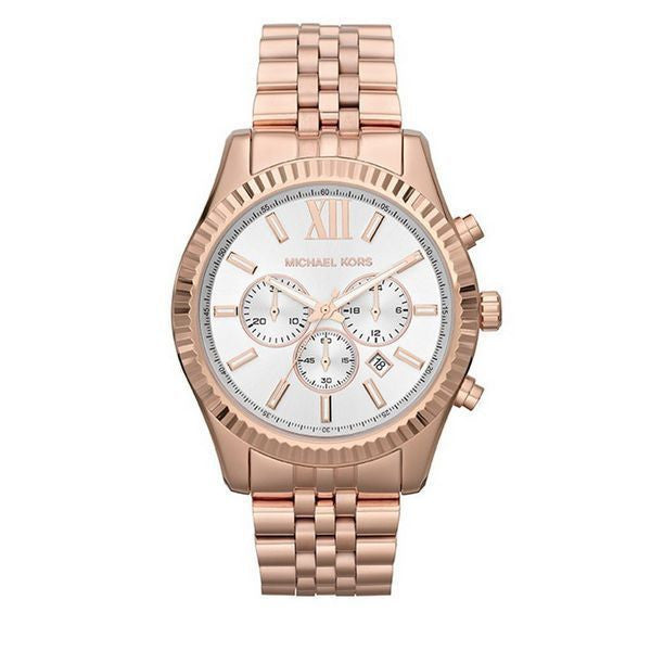 MICHAEL KORS LADIES' WATCH MK8313 (45 MM)-Geeks Buy Gadgets