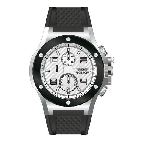 MEN'S WATCH BOBROFF BF1002M20 (43 MM)-Geeks Buy Gadgets