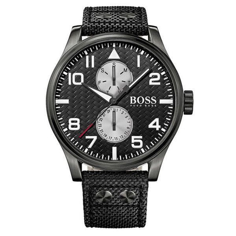 HUGO BOSS MEN'S WATCH 1513086 (50 MM)-Geeks Buy Gadgets