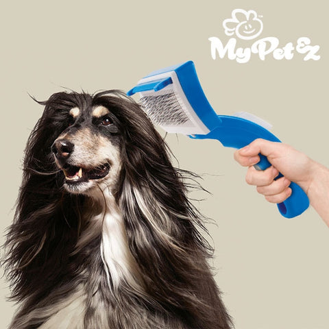 MY PET BRISTLES PET HAIR REMOVAL BRUSH-Geeks Buy Gadgets