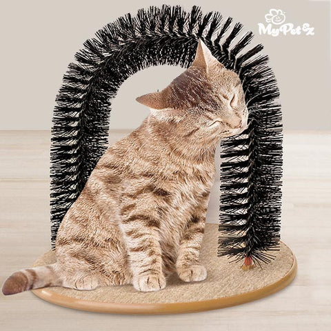 MY PET EZ ARCH CAT MASSAGER-Geeks Buy Gadgets