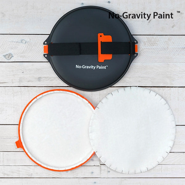 NO·GRAVITY PAINT NON SPILL PAINT TRAY-Geeks Buy Gadgets