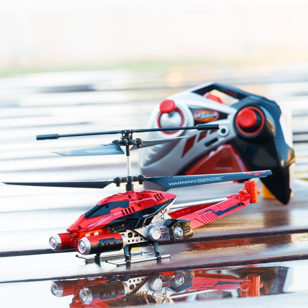 PHANTOM REMOTE-CONTROLLED HELICOPTER-Geeks Buy Gadgets