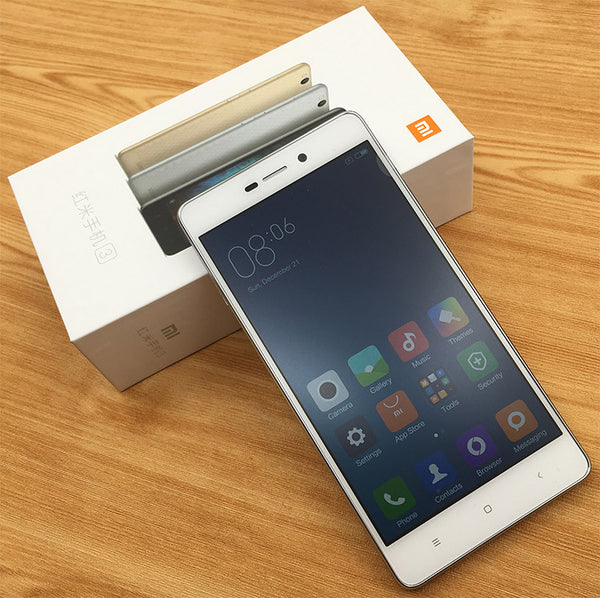 Xiaomi Redmi 3 2GB RAM 16GB ROM 4100mAh Battery-Geeks Buy Gadgets