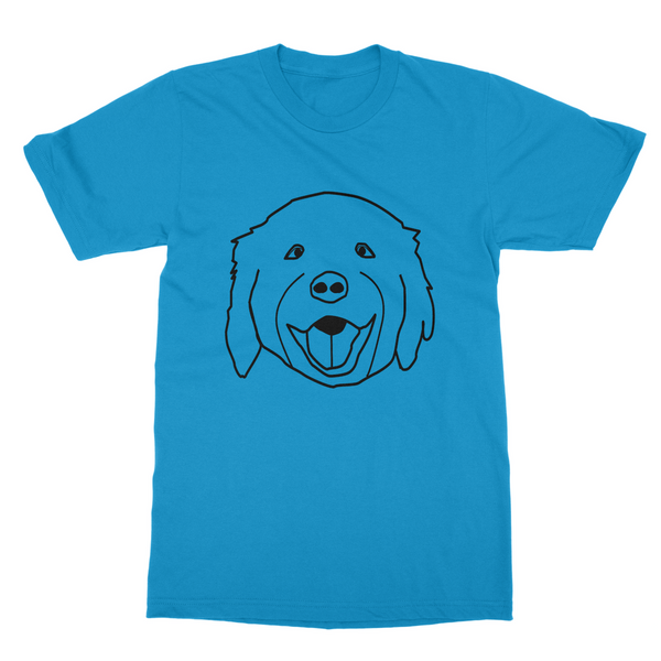 T-Shirt - Happy Face (Unisex)-Geeks Buy Gadgets
