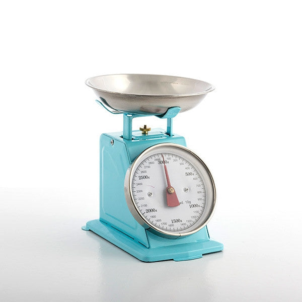 RETRO KITCHEN SCALES-Geeks Buy Gadgets