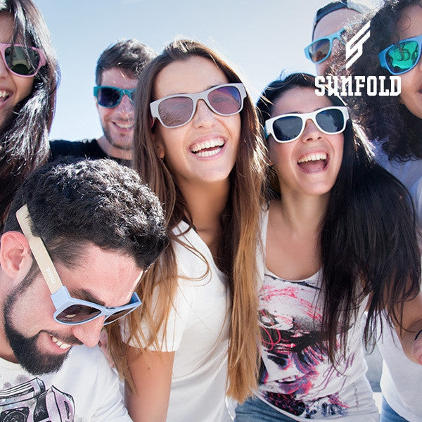 ROLL-UP SUNGLASSES SUNFOLD ES5-Geeks Buy Gadgets
