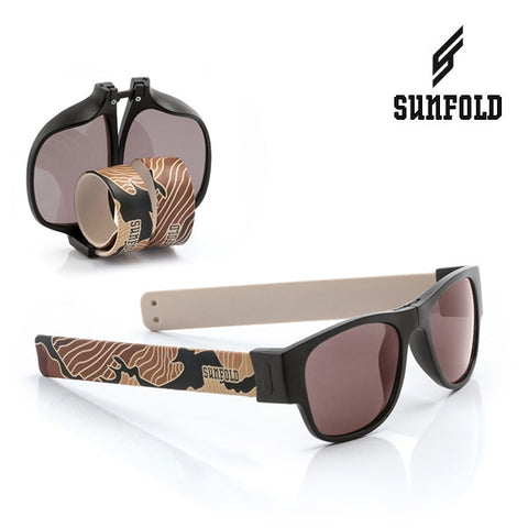 ROLL-UP SUNGLASSES SUNFOLD TR6-Geeks Buy Gadgets