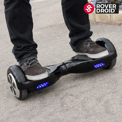 ROVER DROID SELF-BALANCING ELECTRIC MINI SCOOTER (2 WHEELS)-Geeks Buy Gadgets