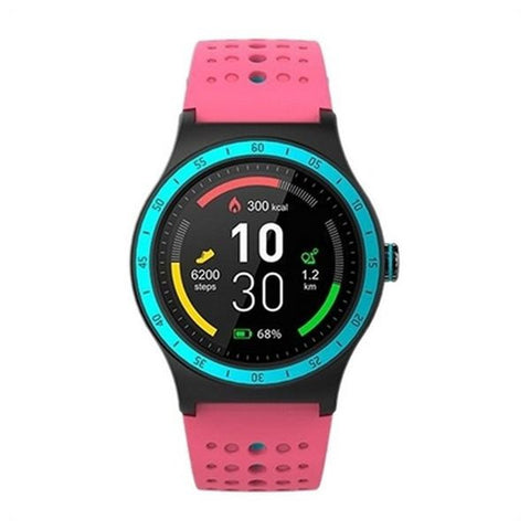 SMART WATCH WITH PEDOMETER SPC 9625P BT4.0 1,3"