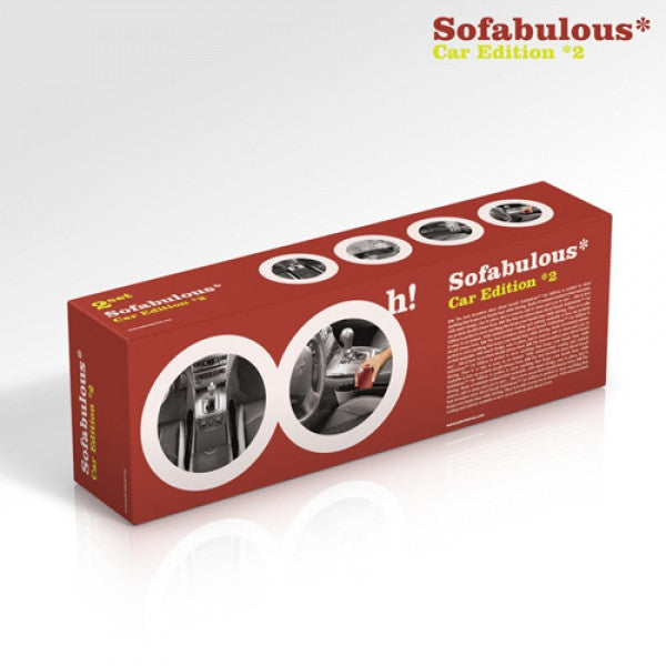 SOFABULOUS CAR EDITION CAR ORGANISER (PACK OF 2)-Geeks Buy Gadgets