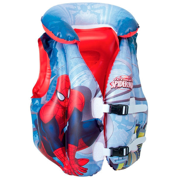 SPIDERMAN INFLATABLE LIFE JACKET-Geeks Buy Gadgets