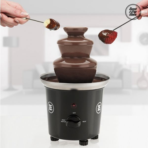 SWEET & POP TIMES CHOCOLATE FOUNTAIN-Geeks Buy Gadgets