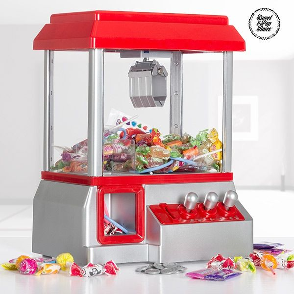 SWEET & POP TIMES CLAW MACHINE-Geeks Buy Gadgets