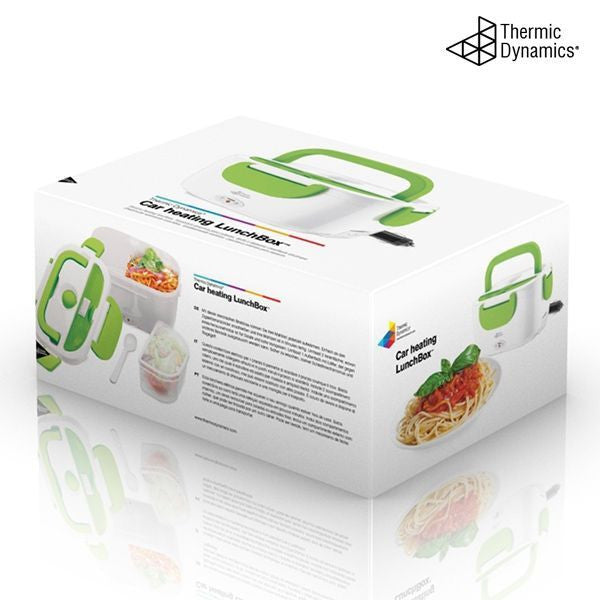 THERMIC DYNAMICS ELECTRIC LUNCH BOX FOR CARS-Geeks Buy Gadgets