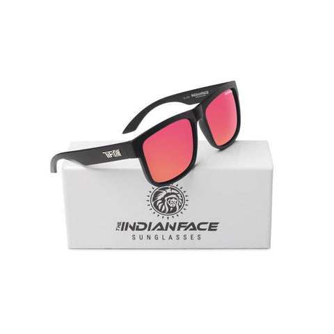 UNISEX SUNGLASSES THE INDIAN FACE POWER FREE SPIRIT BLACK-Geeks Buy Gadgets