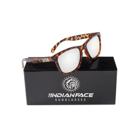 UNISEX SUNGLASSES THE INDIAN FACE STREET SPIRIT TORTOISE-Geeks Buy Gadgets
