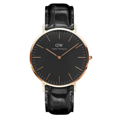 DANIEL WELLINGTON UNISEX WATCH DW00100129 (40 MM)-Geeks Buy Gadgets