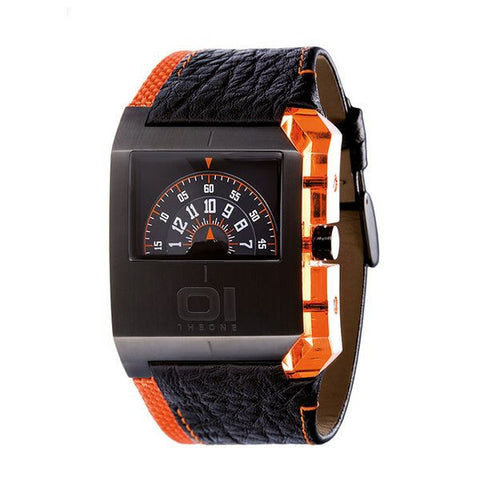 UNISEX WATCH THE ONE AN07G03 (41 MM)-Geeks Buy Gadgets