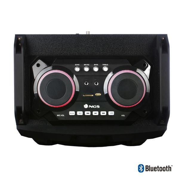 USB BLUETOOTH SPEAKER - FULL DJ MUSIC SYSTEM-Geeks Buy Gadgets