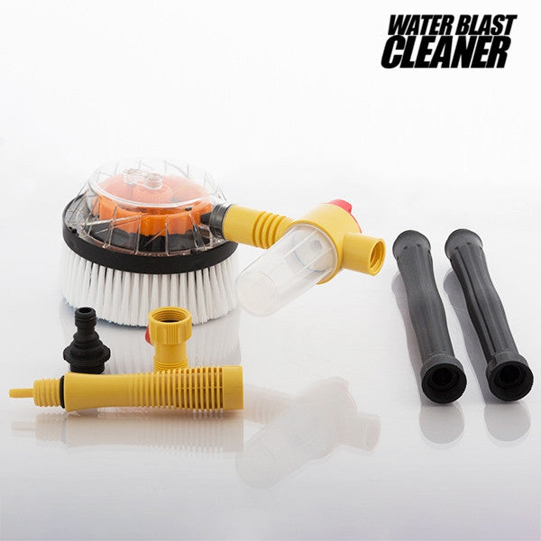WATER BLAST CLEANER ROTATING CLEANING BRUSH-Geeks Buy Gadgets