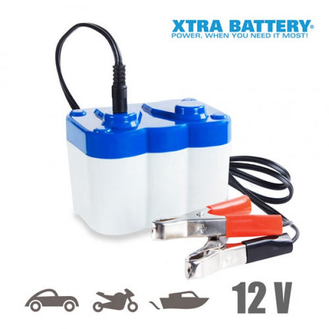 XTRA BATTERY CAR JUMP STARTER-Geeks Buy Gadgets