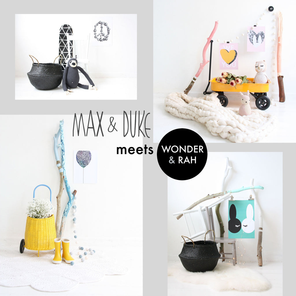 SUPER STYLIN' KIDS INTERIORS COLLABORATION