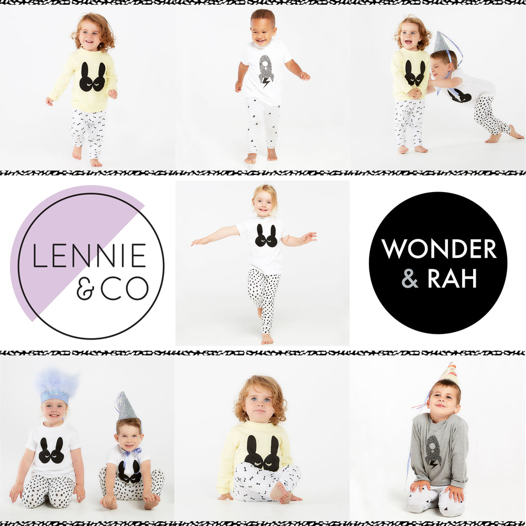 SUPER COLLABORATION WITH LENNIE & CO!