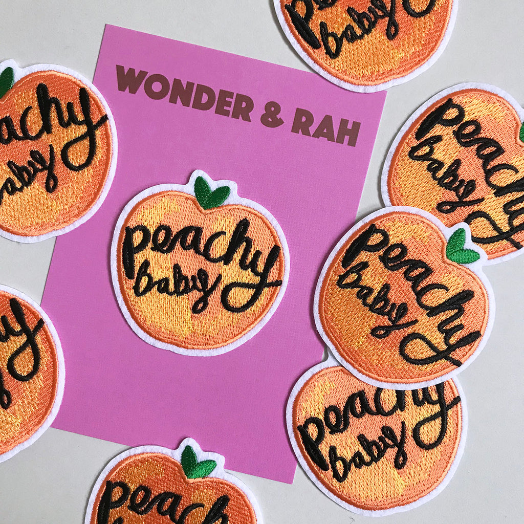 Peachy Patch