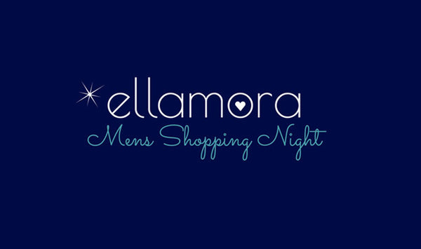 Men's Shopping Night at ellamora