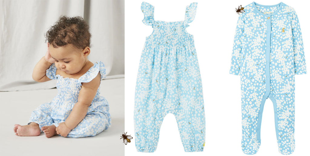 Baby Girls Summer 2021 Joules Collection