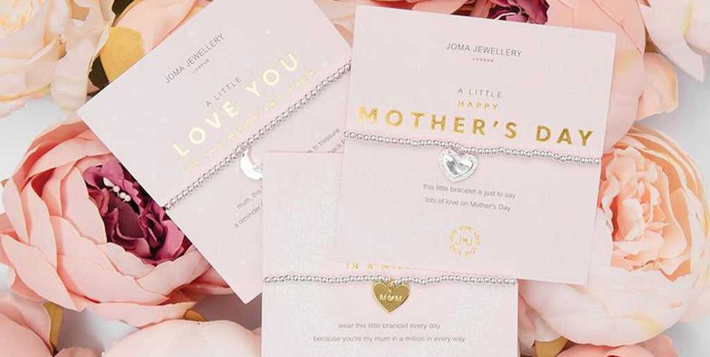 Jewellery for Mothers Day