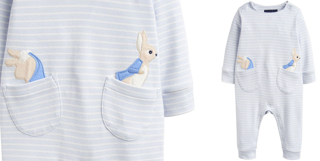 Peter Rabbit Official Joules Collection of Babywear