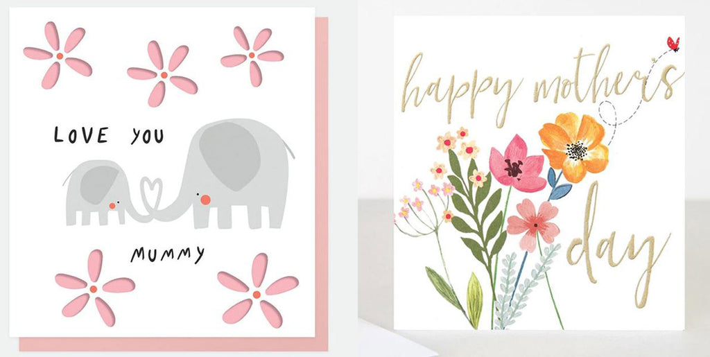 Card Collection for mothering sunday