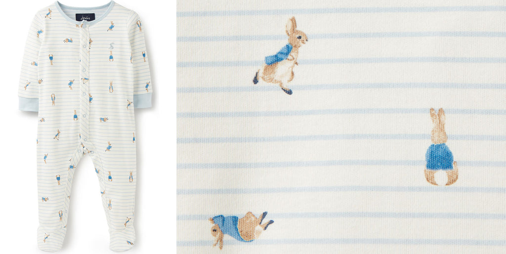 Peter Rabbit Official Joules Baby Clothing Collection