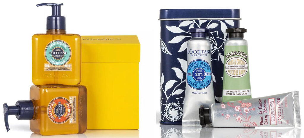 easter gift ideas from cruelty free beauty brand loccitane