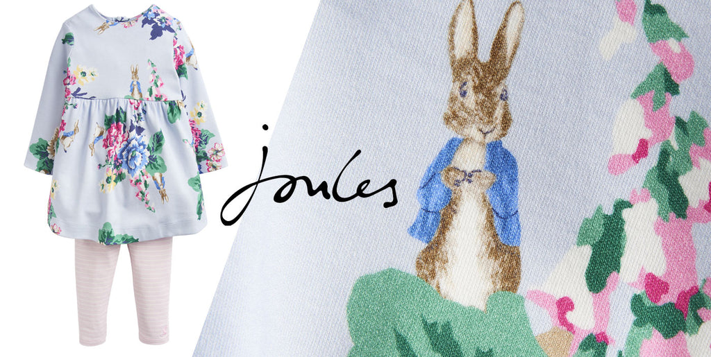 Baby Joules Peter Rabbit