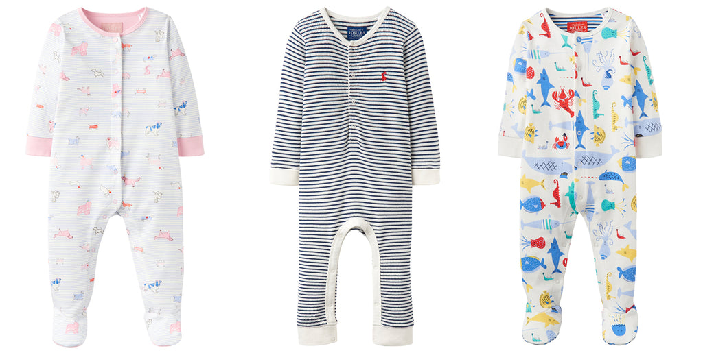 Joules Babygrows