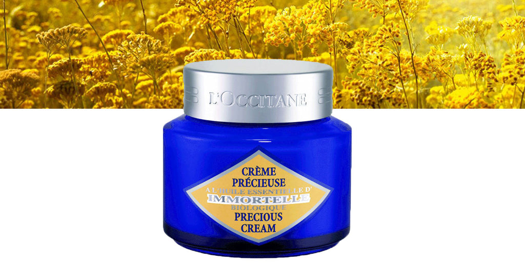 Precious Immortelle Face and Eye Cream by Loccitane