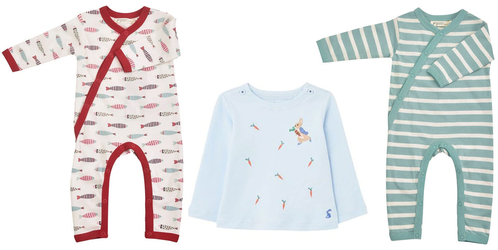 Baby Clothes Suitable for both Girls and Boys