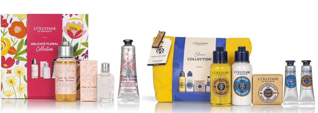 Pamper Gifts for new mums