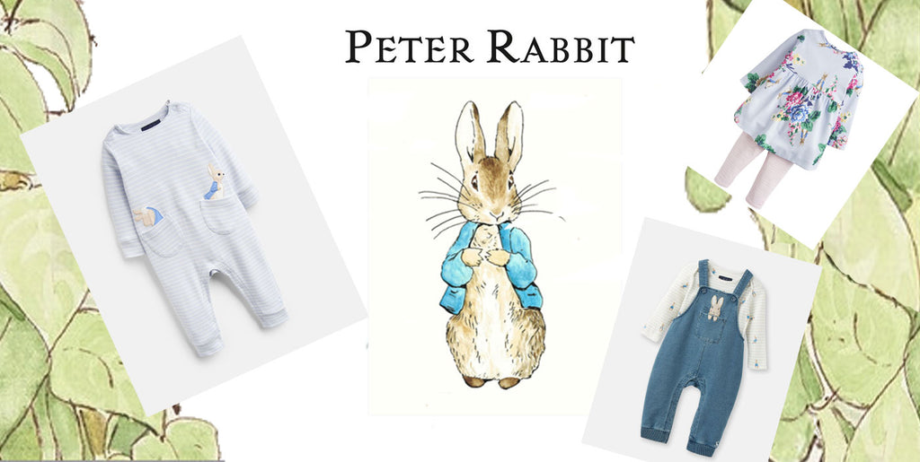 Peter Rabbit Official Joules Collection
