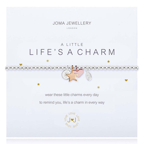 Charm Bracelet by Joma Jewellery