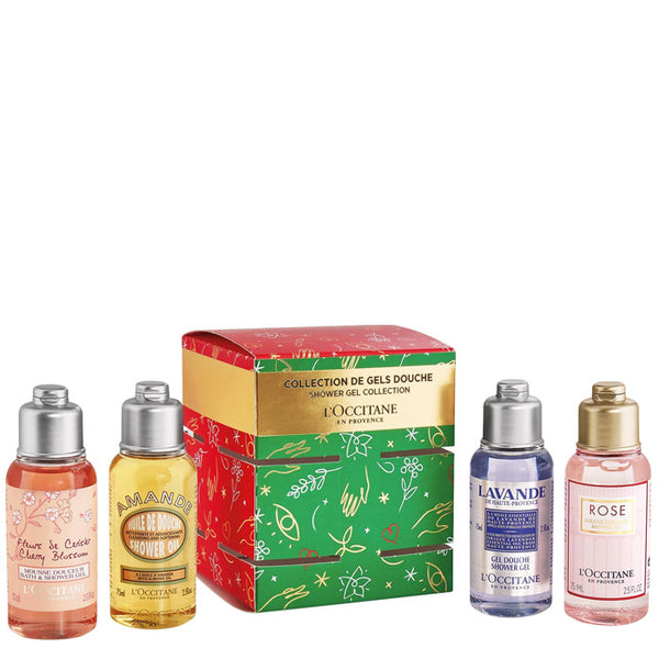 Christmas Gift Box from Loccitane