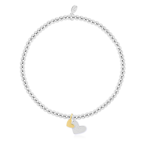 Joma Best Mummy In The World Bracelet In Silver