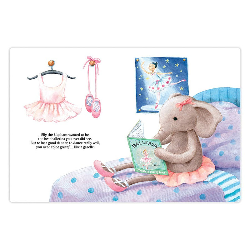 Baby Bedtime Story Books by Jellycat